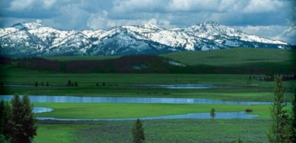 Photo Credit: Yellowstone National Park Lodges