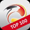 TOP100 App-Symbol